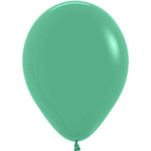 Шар (12''/30 см) Зеленый (030), пастель