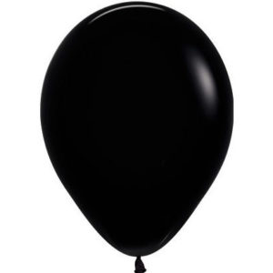 Шар (12''/30 см) Черный (080)