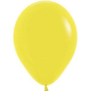 Шар (12''/30 см) Желтый (020)