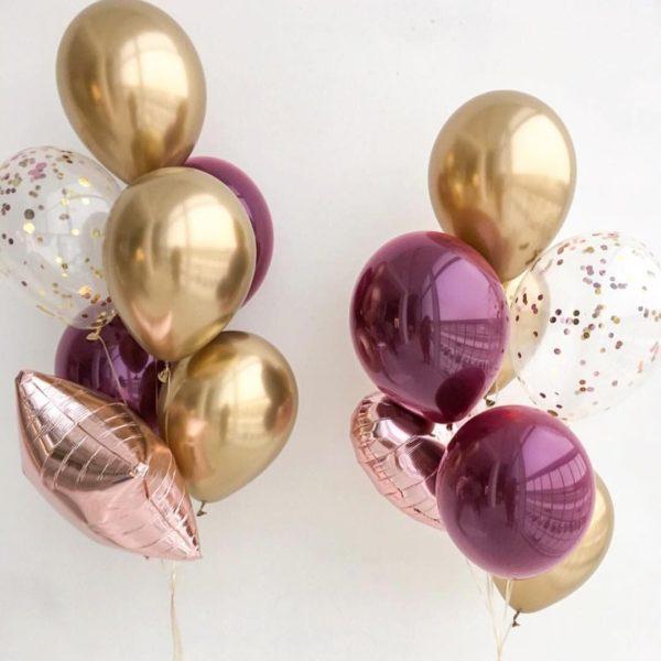 Воздушные шары в Звенигороде