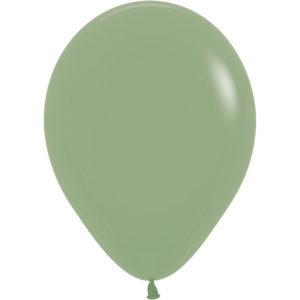 Шар (12''/30 см) Эвкалипт (027), пастель