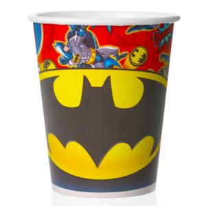 Стаканы (250 мл) Бэтмен, 6 шт.