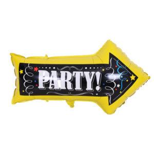 Шар (29''/82 см, CHN) Party