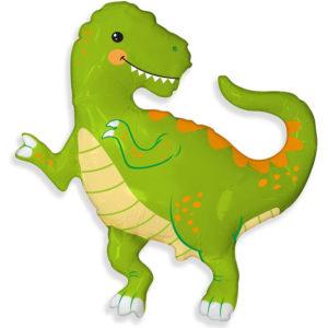Шар. Динозаврик веселый (33''/84 см ESP)