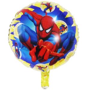 """Шар (18""""/46 см, CHN) Круг, Человек-паук 2"""