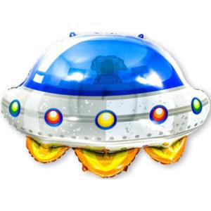 Шар (26''/66 см, СР) Фигура, Космический корабль (НЛО)