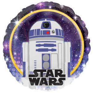 Шар (18''/46 см, USA) Звездные Войны, Дроид R2-D2