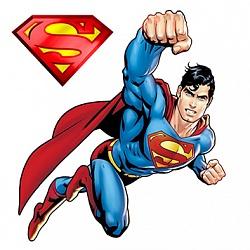 """Коллекции товаров """"Супермен"""""""