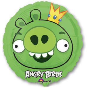 Шар (18''/46 см, USA) Angry Birds Король Свиней